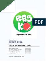 Besko Plan de 14 Hojas __jugos