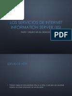 Los Servicios de Internet Information Server (Iis