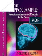 The Hippocampus Neurotransmission and Plasticity in the Nervous System - Philippe Taupin