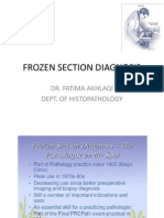 Frozen Section