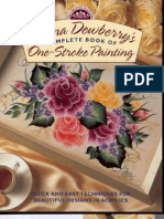193602 Complete Book of OneStroke Painting