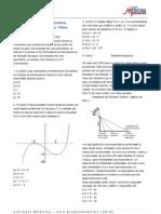 Matematica Geometria Analitica Retas Exercicios