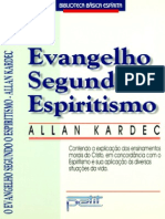 O espiritismo pdf evangelho segundo o