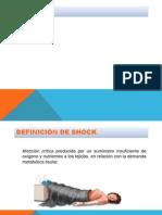 Definicion de Shock