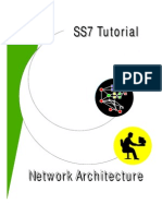 SS7 Tutorial - Network Architecture