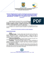 Egalitate de Sanse Si Dezvoltare Durabila - Proiect E-learning