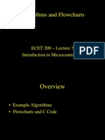 L7 Algorithms and Flowcharts