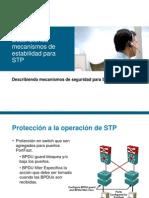 P1_6 Describiendo Mecanismos de Estabilidad Para STP