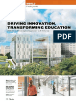 Driving Innovation, Transforming Education