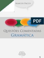 Livro Questões Comentadas CESPE 2011 MARCOS PACCO