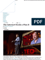 The Internet Needs a Plan B - Wired Business - Wired