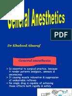 general anesthetics.ppt