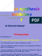 protein synthesis inhibitors 1.ppt