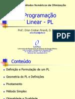 07 - Programacao Linear