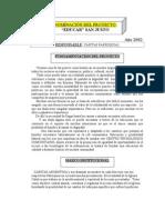 CENTRO TECNOLÓGICO COMUNITARIO Proyecto