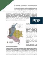 Explotacion de Canales Navegables en Colombia