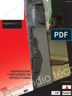 Compendio Tecnico Reparacion y Refuerzo Estructuras