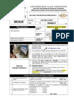 NVESTIGACIÓN DE OPERACIONES II CHICLAYO MONTALVO