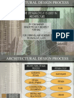 Architectural Design Process