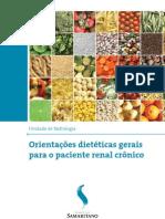Orientacoes Dieteticas Paciente Renal