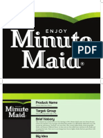 Minute Maid Product Redesign