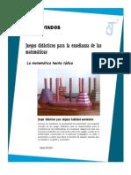 Catalogo Ajotados Juegos Matematicos