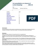2013-04-30-RobNanceFOLRMCToMichaelGibbonsCC-ObjectionToProposedExtinguishmentFullObjectionDocument