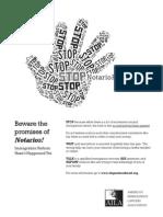 Stop Notario Fraud!