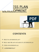 Ppt 3business Plan Development