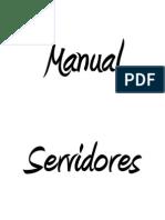 Manual de Servidores