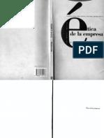 46419150 Adela Cortina Capitulo 1 Etica de La Empresa
