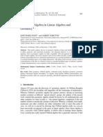 Geometric Algebra in Linear Algebra and Geometry - Pozo, Sobczyk
