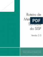 Roteiro de Metricas de Software Do SISP - V2.0