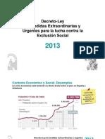 Decreto Ley Junta de Andalucía