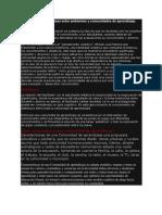 Diferencias y Semejanzas Entre Ambientes y Comunidades de Aprendizaje