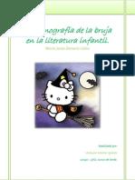 La iconografía de la bruja en la literatura infantil