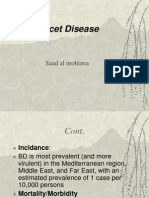Behcet Disease