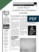 Boletín noviembre/2006