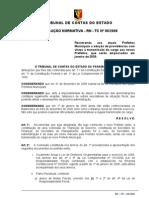 RESOLUÇÃO TC 06-2008-transm cargos novos prefeitos-2009.pdf