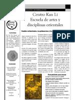 Boletín marzo/2007