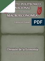 Macro Economia Expo 1 6IV1