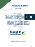 Manual Minitab Para El Curso