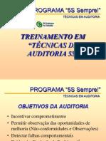5 s - Auditoria