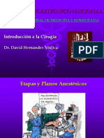 Etapas de La Anestesia General Ppt