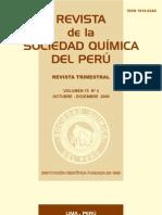Revista de La Sociedad Quimica