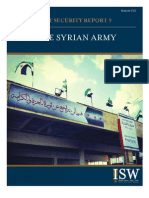 The Free Syrian Army