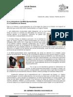 04/02/13 Germán Tenorio Vasconcelos Pronunciamiento de La Secretaria de Salud