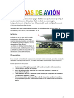 Ruedas de Avion