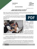 18/02/13 Germán Tenorio Vasconcelos REALIZARÁ SSO MÁS DE 800 MIL ACCIONES EN PRIMERA SNS (1)