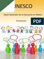 """""""Estrategia para la presentación del tema UNESCO"""
